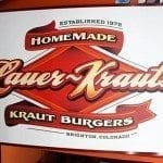 Outdoor/Outside Business Signage for Lauer Krauts