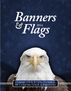 Banners & Flags 2014