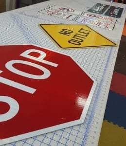 Street Signs, Stop Signs